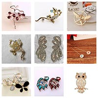 Click to view details for Brooches (1026964)