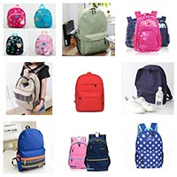 Click to view details for School Bag (1189621)