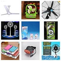 Click to view details for Electric Fan (293213)
