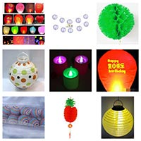 Click to view details for Paper Lantern (1052147)